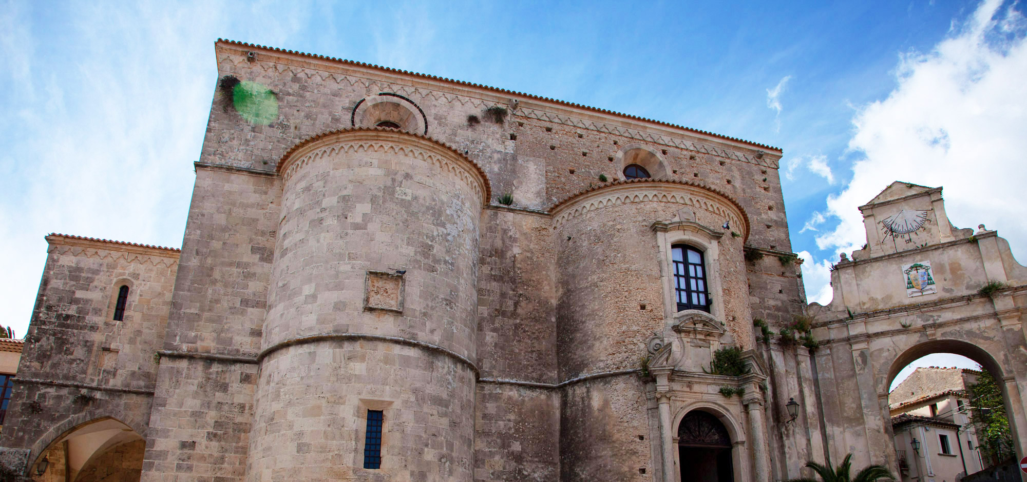 The Gerace Cathedral