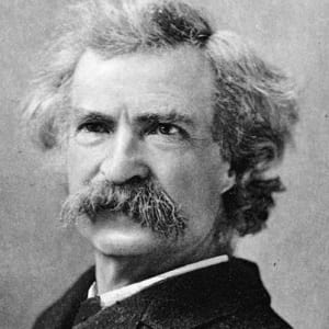 Mark Twain (Florida, 30 novembre 1835 – Redding, 21 aprile 1910)