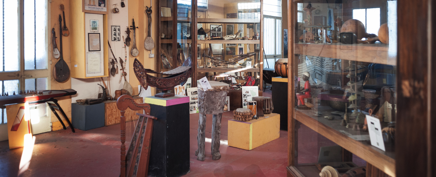 The Musical Instrument Museum