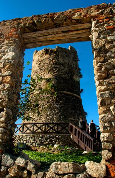 Norman Tower of Bagnara Calabra
