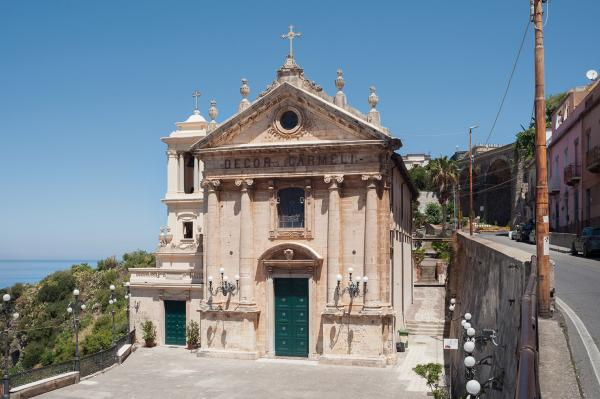 Church of Madonna del Carmine