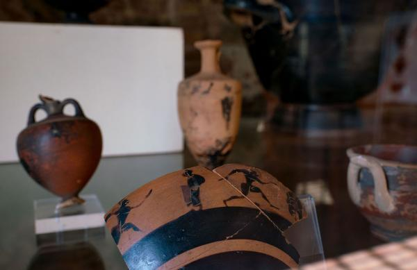 Amphora Decoration Detail